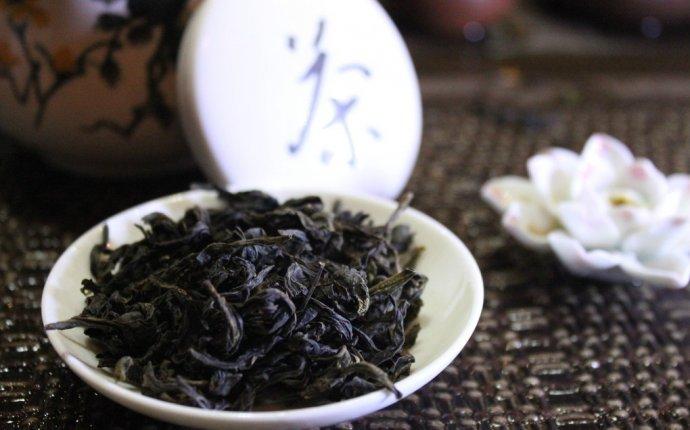 Чай Дахунпао. Большой красный халат » О чае