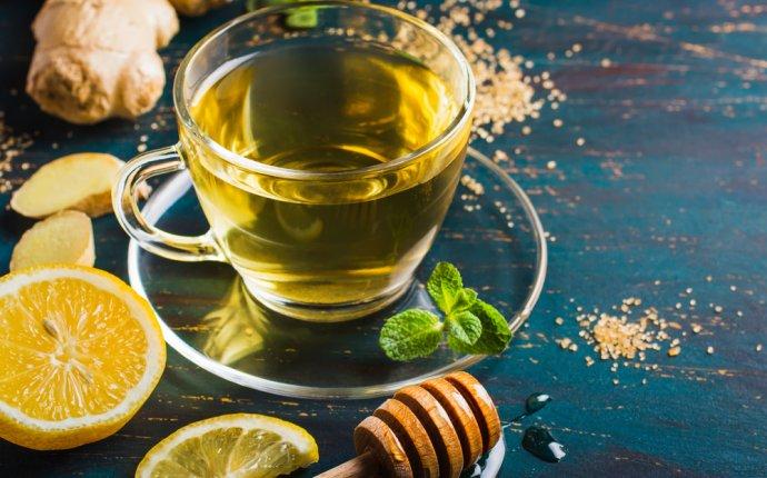 Чай с имбирем для похудения - рецепты