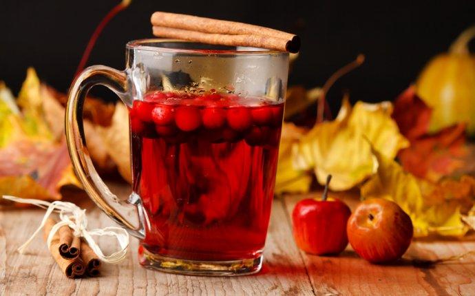Чай с клюквой: рецепты с имбирем, облепихой, медом
