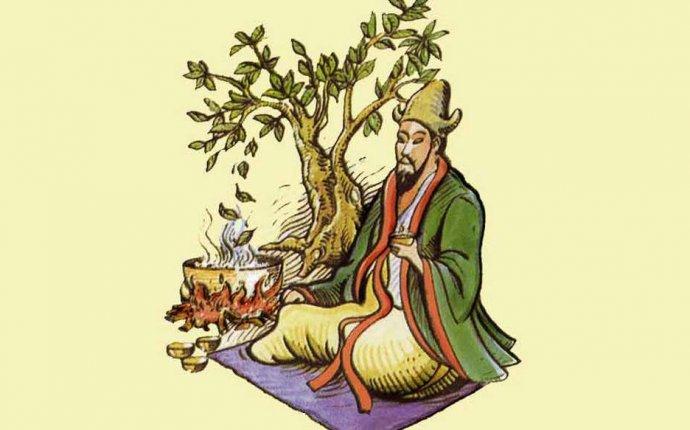 Чайная Линия Китайский чай - мифы, легенды, история, факты