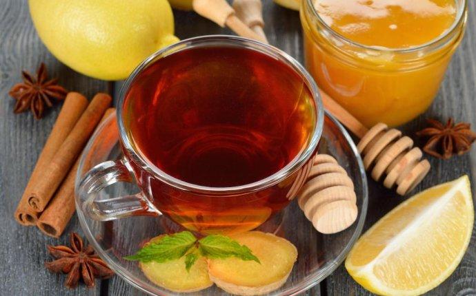 Чем полезен имбирный чай для похудения - Пурпурный чай Чанг Шу для