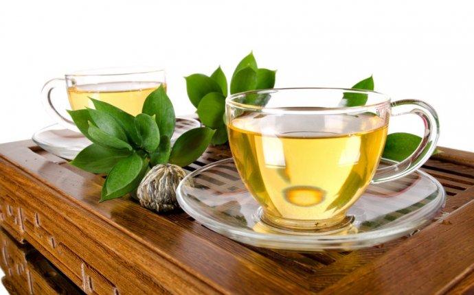 Диета на зеленом чае - рецепты для похудения