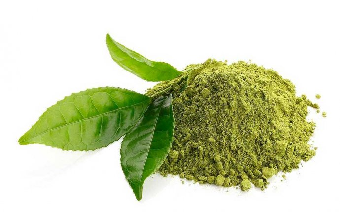 Экстракт зеленого чая - GREENS - Dietary Supplement with FlaxSeed