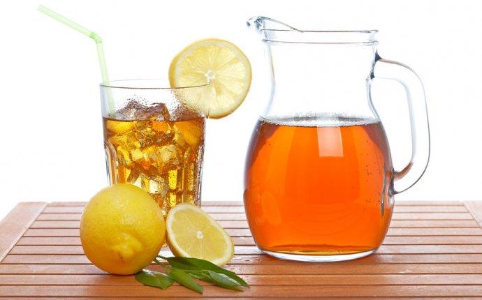 Холодный чай рецепты - Чайный мастер