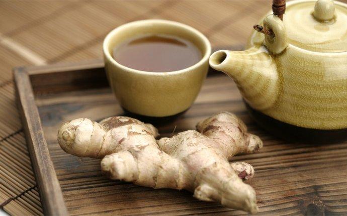 Имбирный чай - чем полезен и как готовить