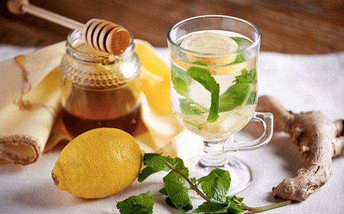 Как готовить чай с имбирем для похудения - Пурпурный чай Чанг-Шу