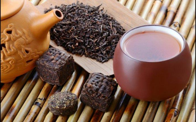 Как правильно заваривать пуэр - Чайная Гавань