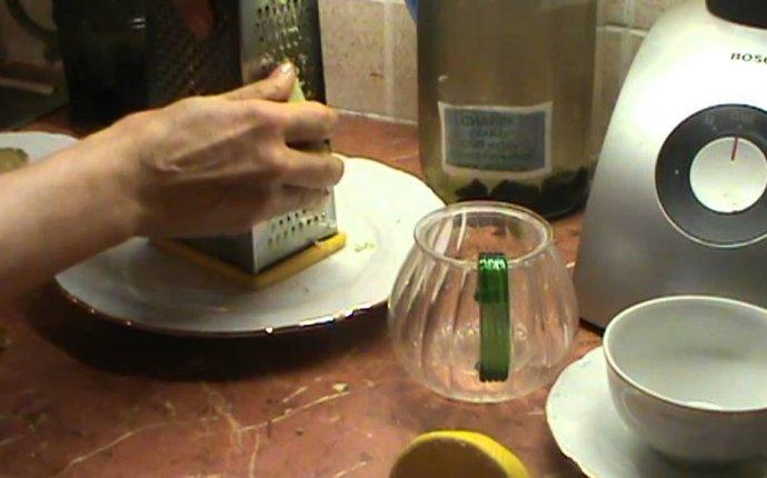 Как приготовить Имбирный чай - YouTube
