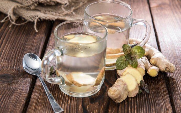 Как заваривать чай с имбирем для похудения | Купить Пурпурный чай