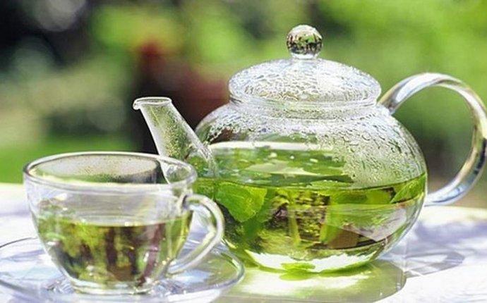 Как зеленый чай влияет на похудение - Пурпурный чай Чанг-Шу для
