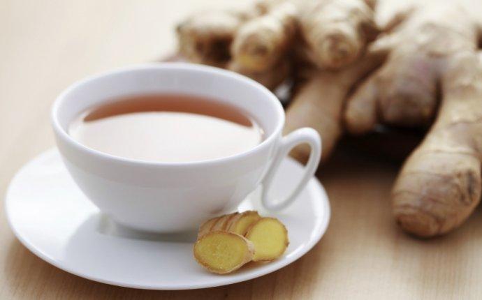 Какая польза от имбиря для похудения - Пурпурный чай Чанг Шу для