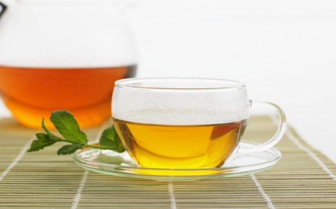 Какая польза зеленого чая » Секреты красоты жены Одиссея