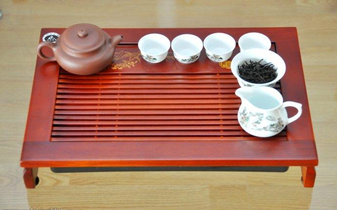 Поднос для чайной церемонии 30х45 см