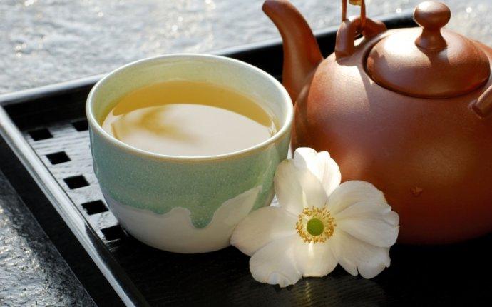 похудение зеленый чай с молоком