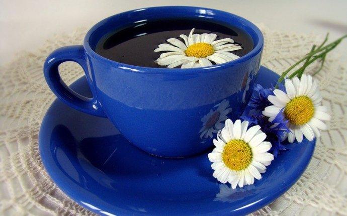 Полезность чая из ромашки