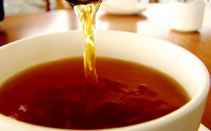 Польза черного чая » О чае