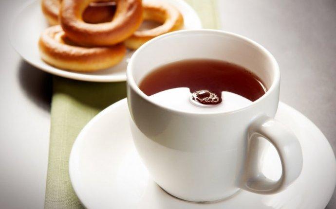 Польза и вред черного чая для здоровья - Бублик