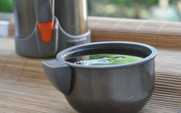 Рецепт - Чёрный чай в термосе