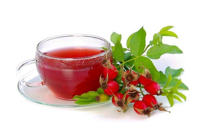 Рецепт и польза чая из шиповника. Как готовить шиповниковый чай?