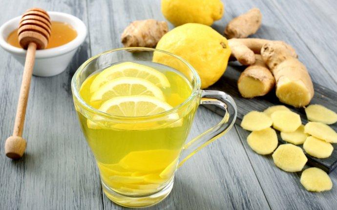 Рецепт: имбирь, лимон и мед для похудения, варианты приготовления