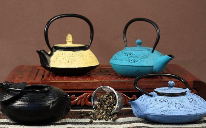 Тэцубин - японский чайник - TeaTerra   TeaTerra
