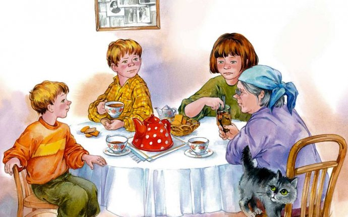 Всей семьей пьем гороховый чай для здоровья почекАйболит. Здоровье