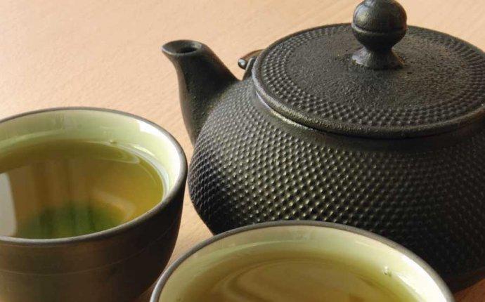 Зеленый чай для похудения и очищения организма