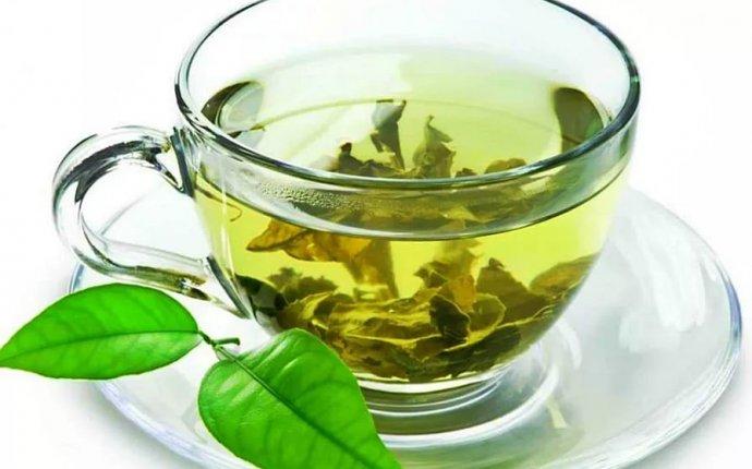Зеленый чай как средство от повышенном давлении - Нормализуем