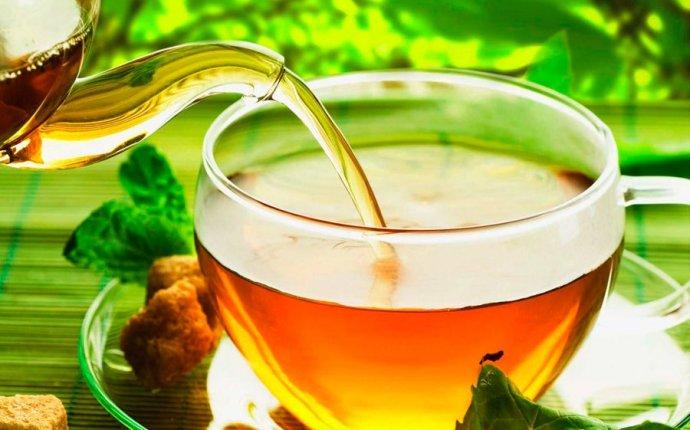 Зеленый чай с имбирем | Женский электронный журнал!