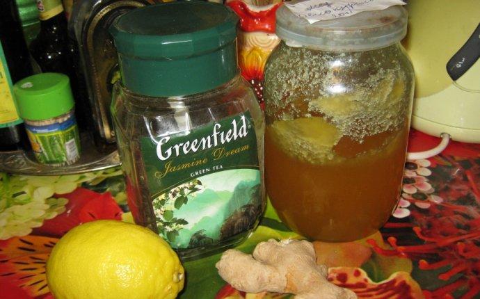 Зеленый чай с медом - пошаговый рецепт с фото на Повар.ру