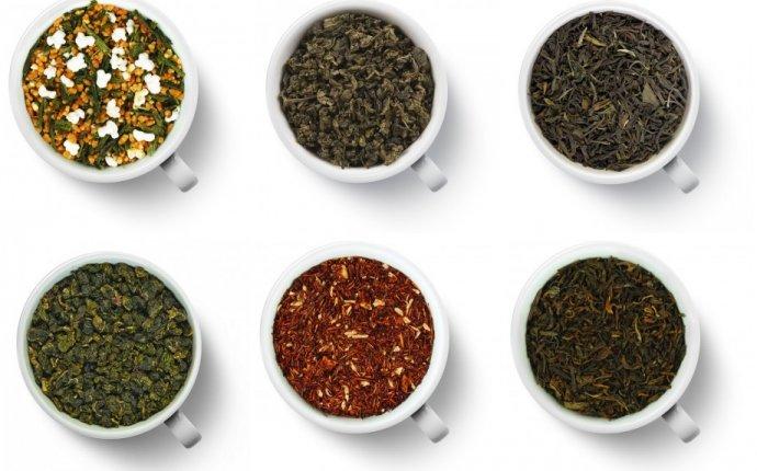 Зеленый чай сорта матча - Пурпурный чай Чанг-Шу для похудения