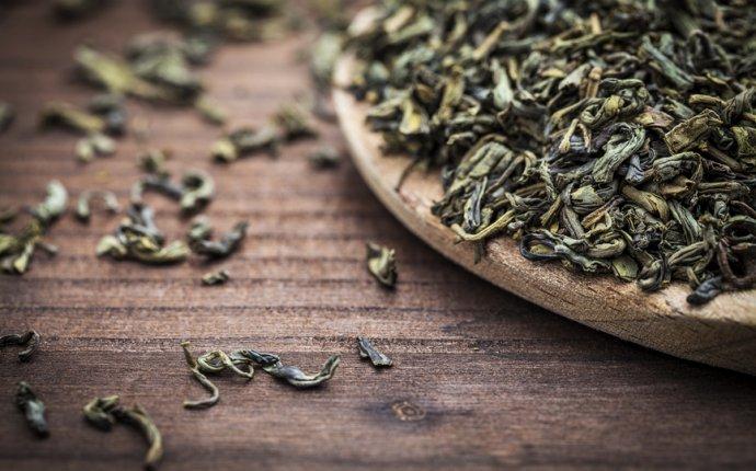 Зеленый листовой чай - описание, фото, комментарии - Контрольная