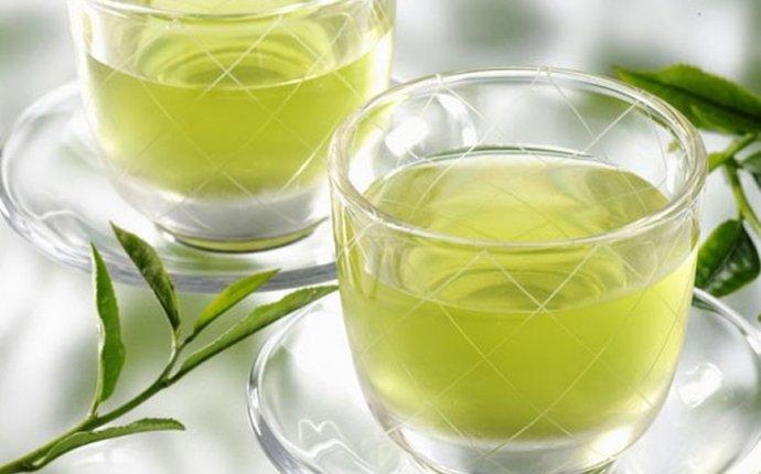 зеленого чая